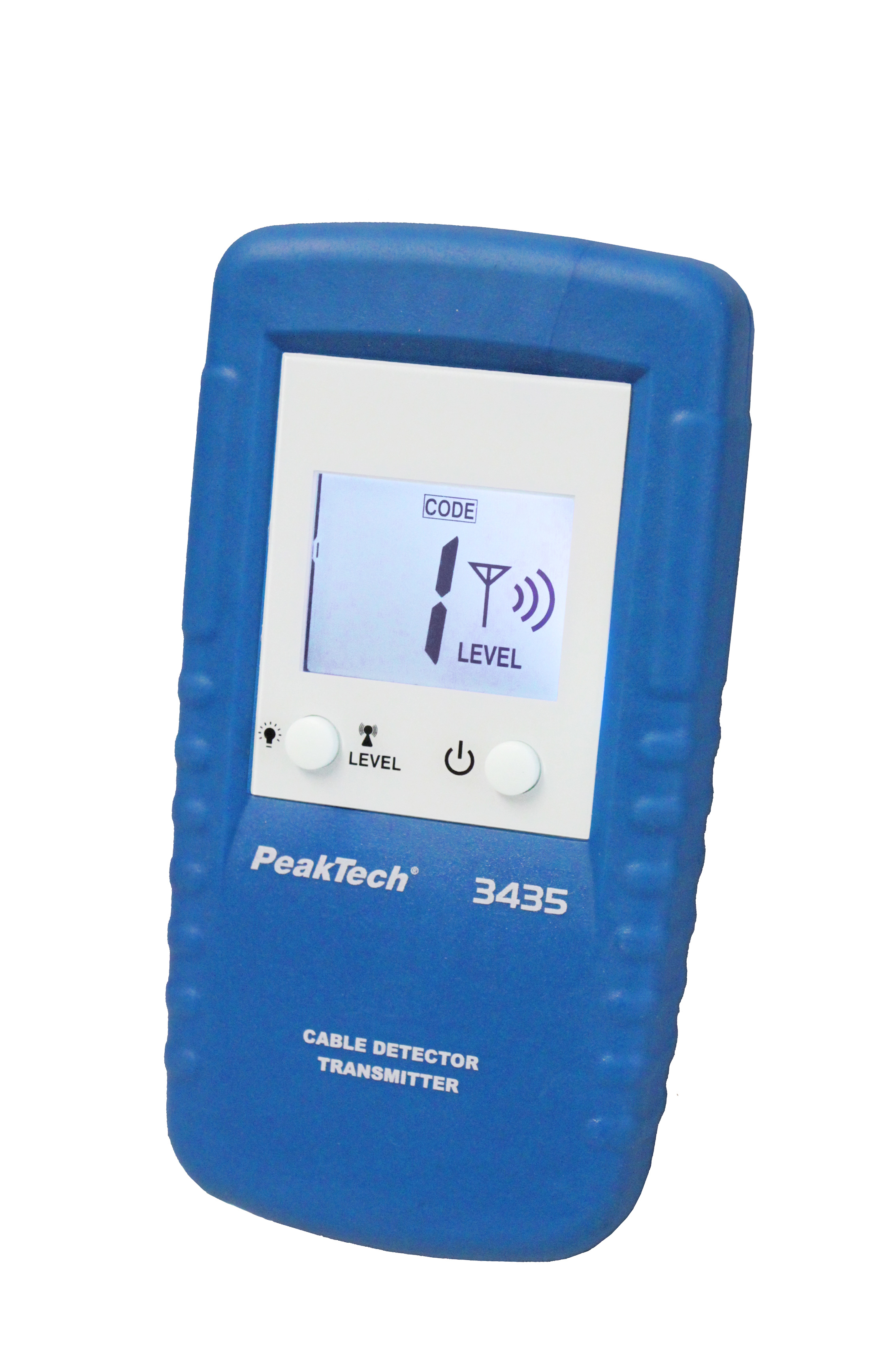 «PeakTech® P 3435 TR» additional transmitter for PeakTech 3435