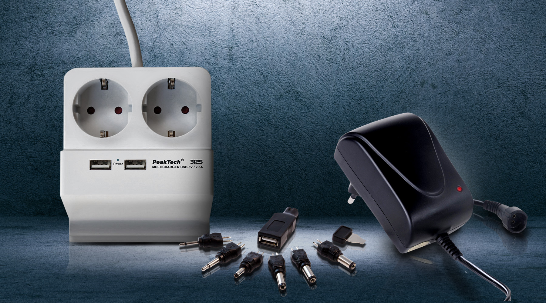 Wall transformer, converters & chargers