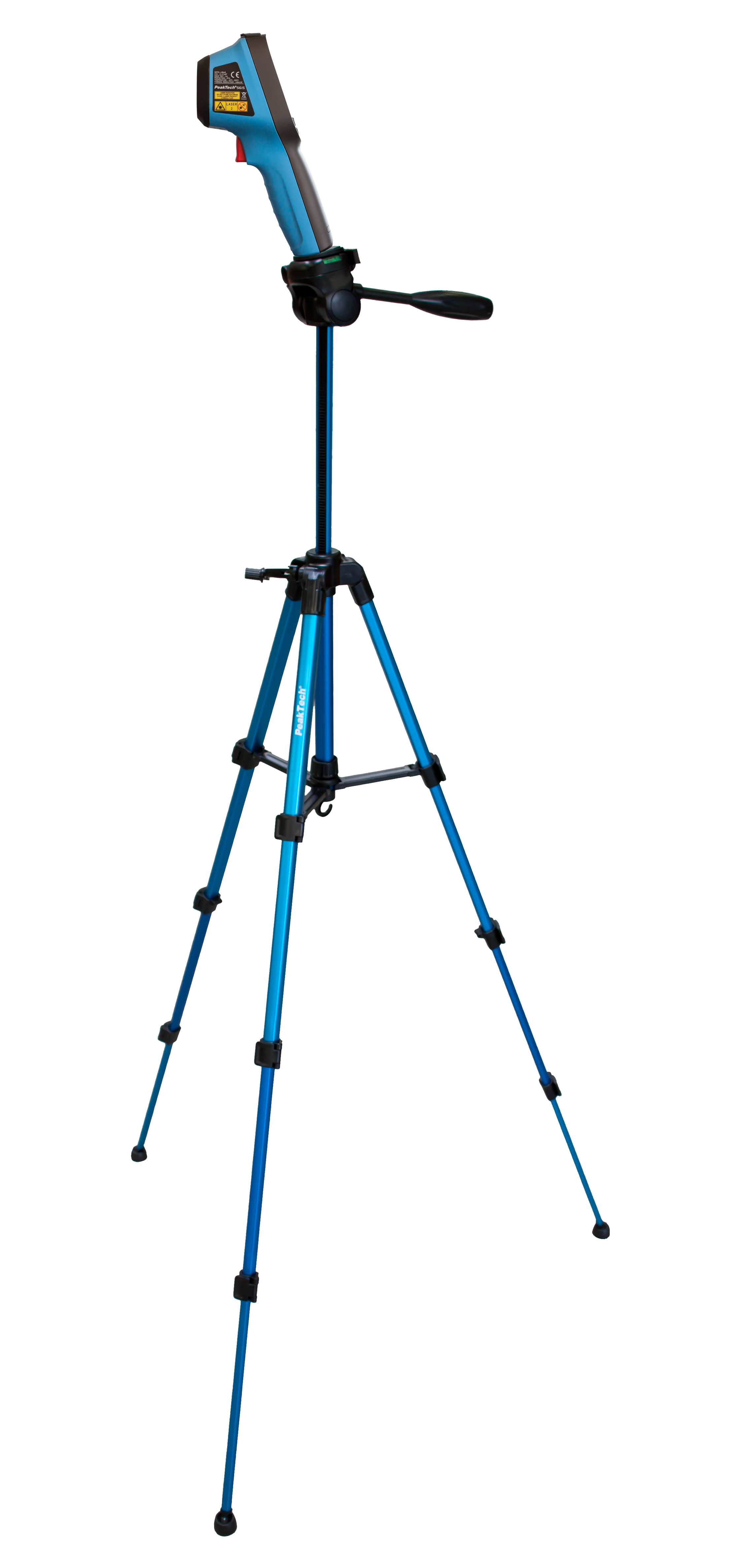 «PeakTech® P 7850» Tripod for cameras and measurement devices