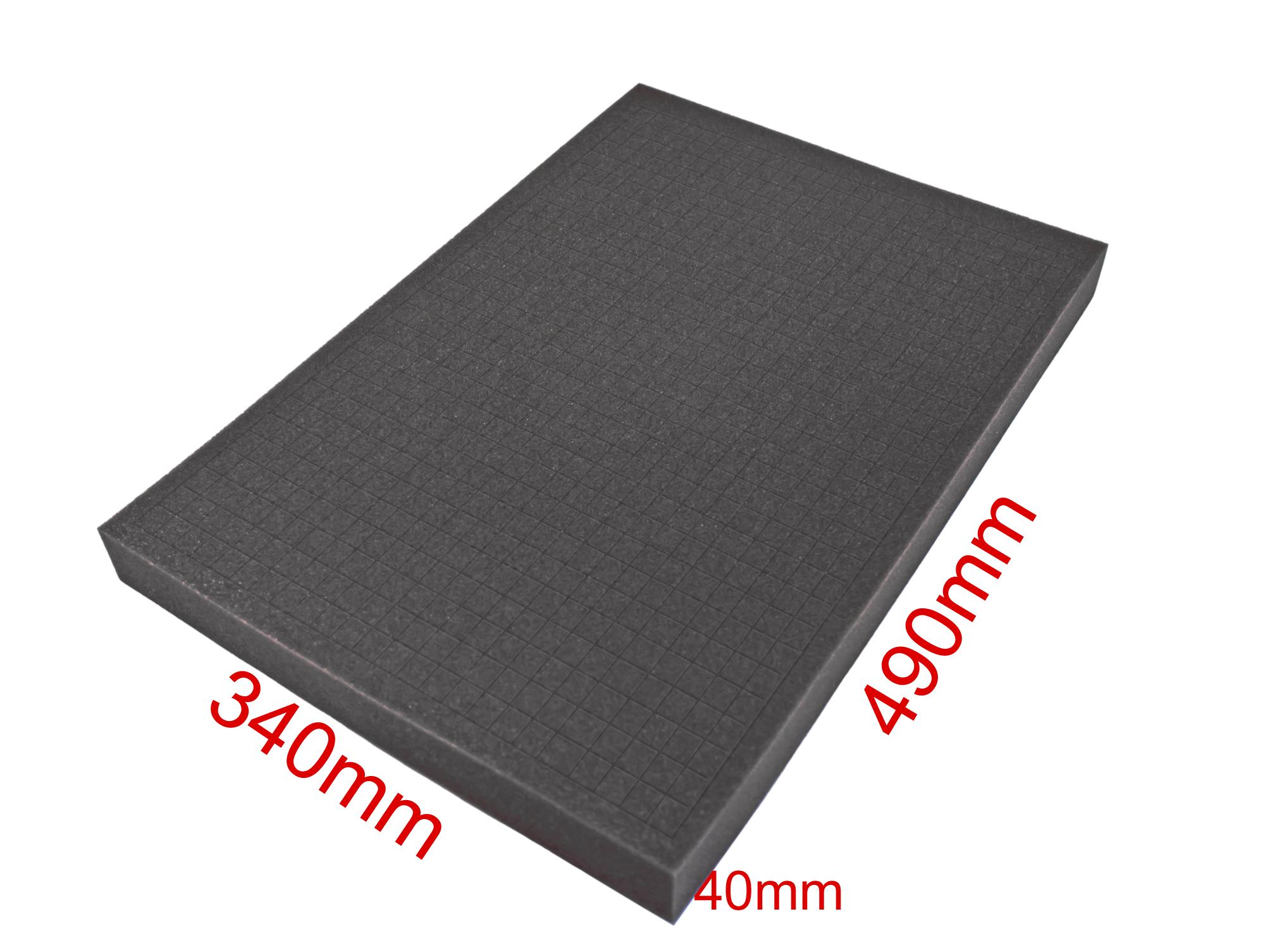«PeakTech® P 7270 S» foam for aluminum case P 7270