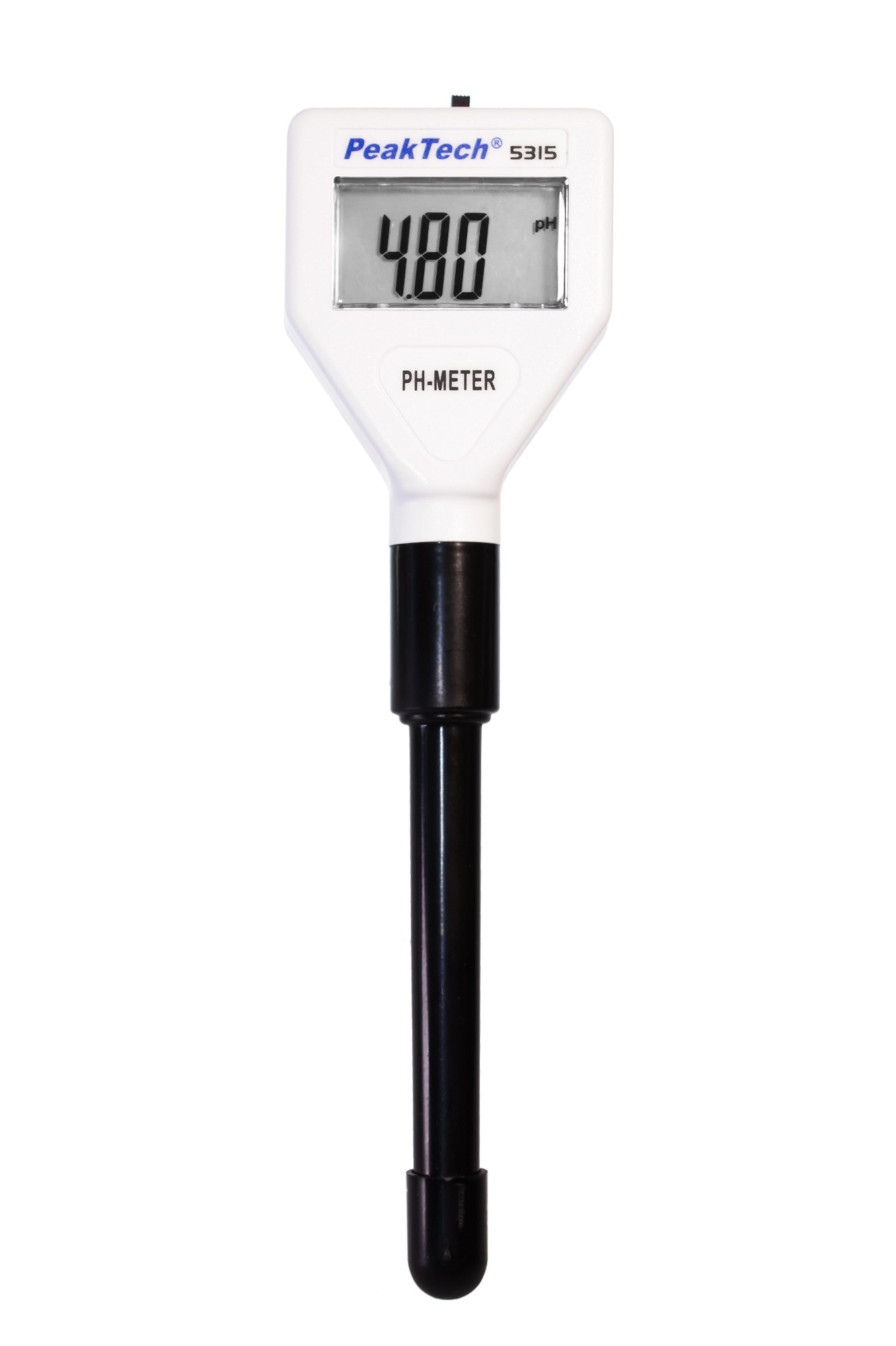 «PeakTech® P 5315» PH-Meter 0,00 ... 14.00 with backlight