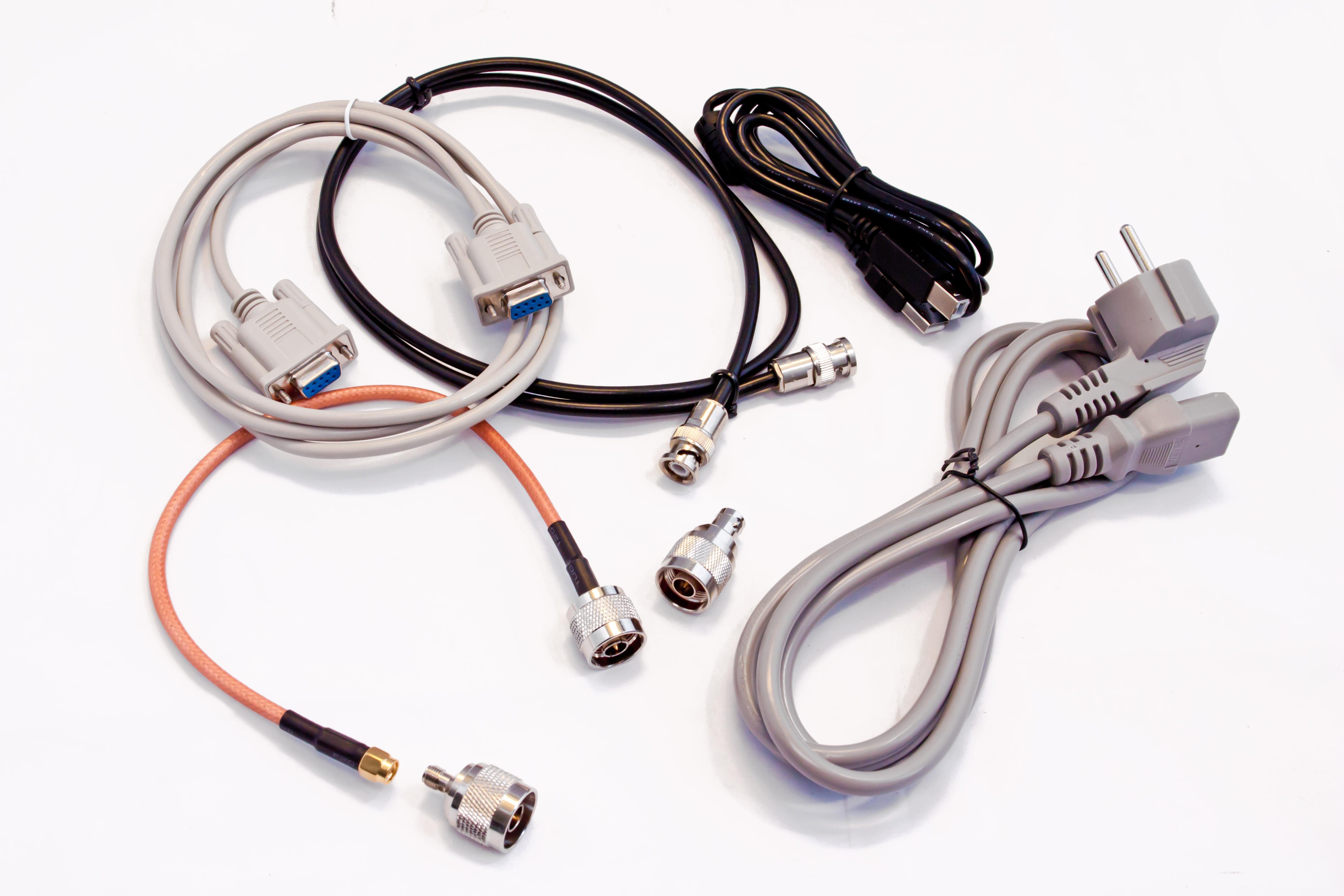 «PeakTech® P 4130-1» 1,5 GHz Spectrum Analyzer ~ mit TFT-Anzeige, LAN / USB