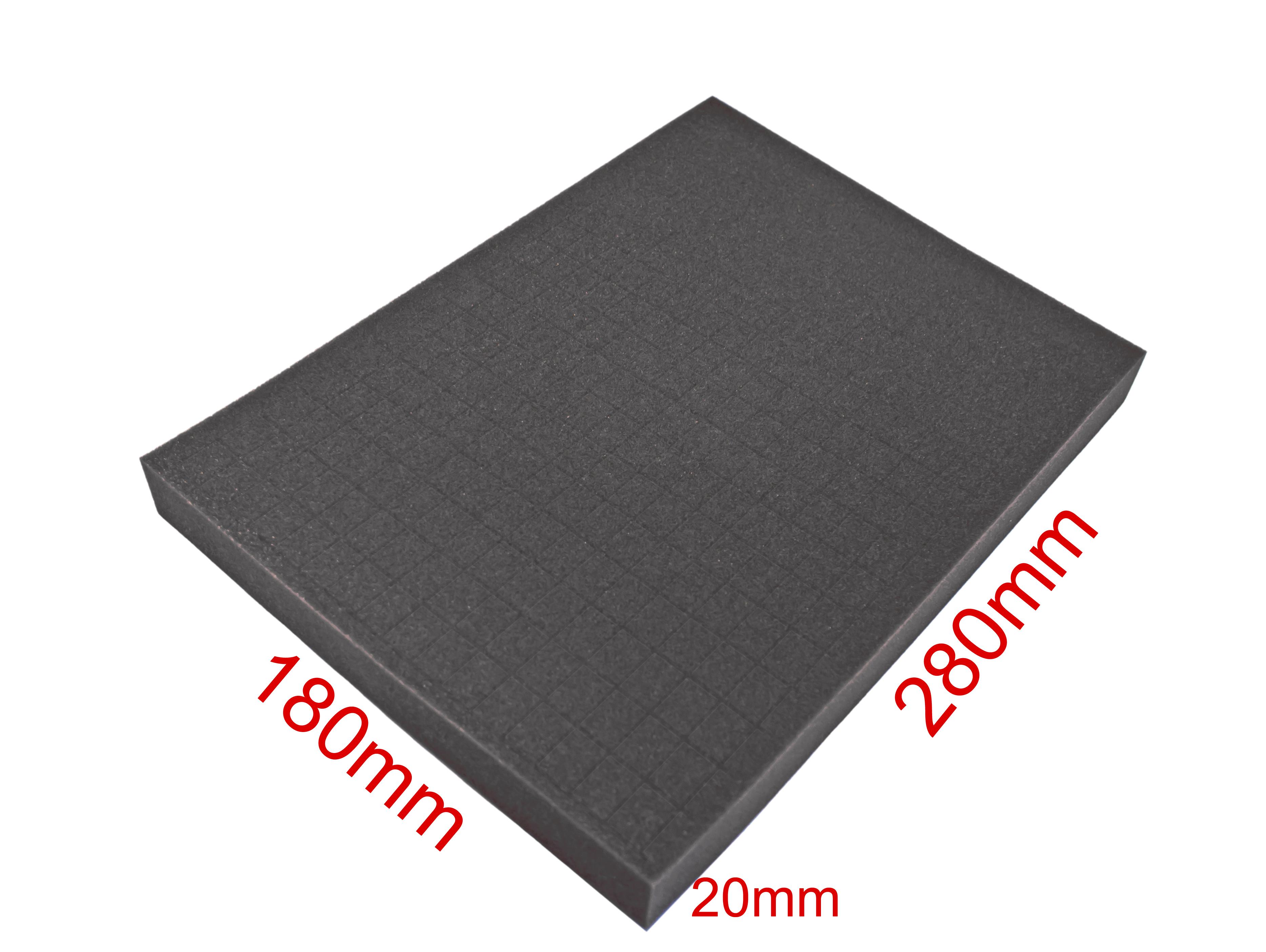 «PeakTech® P 7255 S» foam for aluminum case P 7255