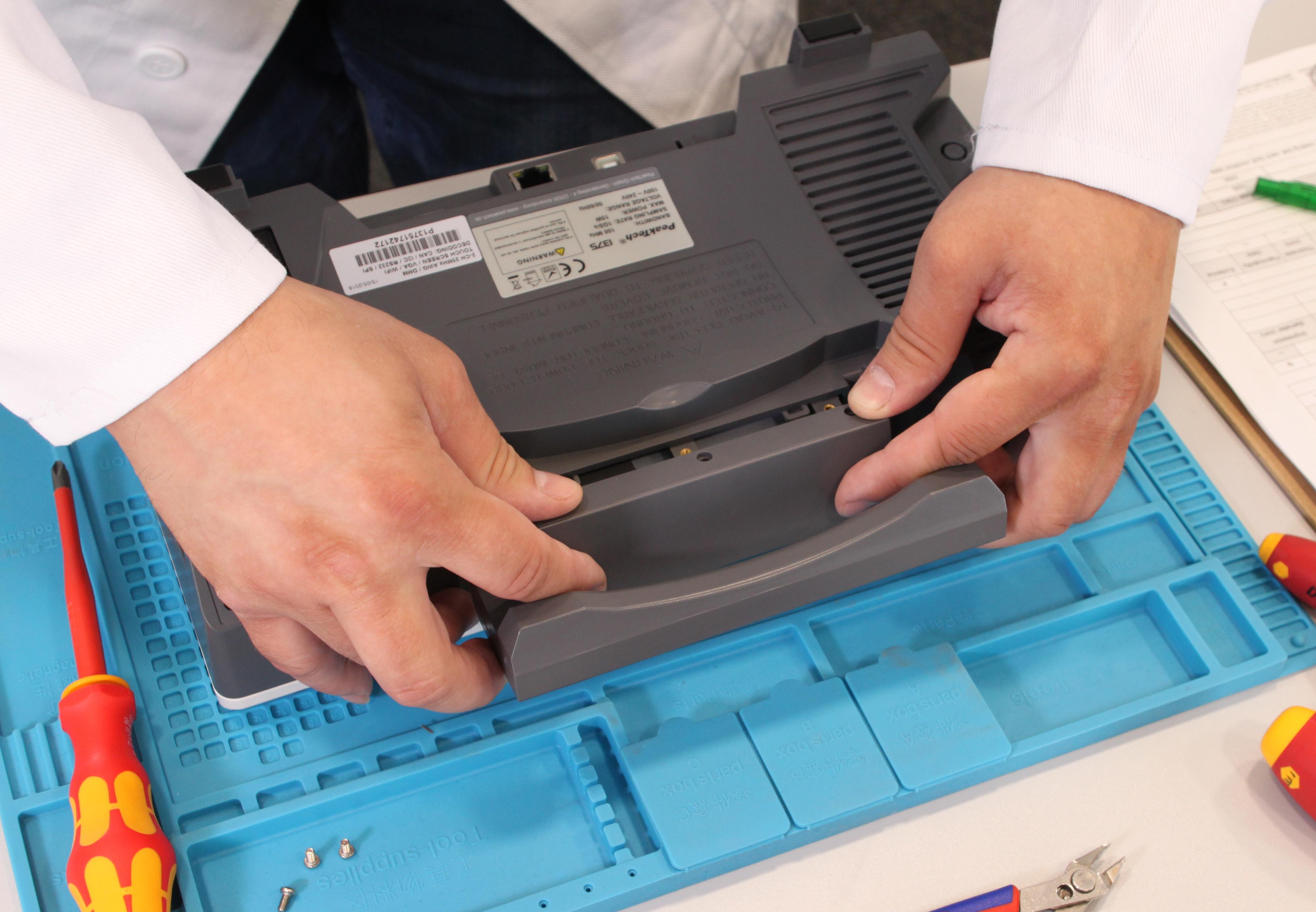 «PeakTech® AKKU 6» Li-Po Akku 3,7 V - 13200 mA/h für PeakTech 1360
