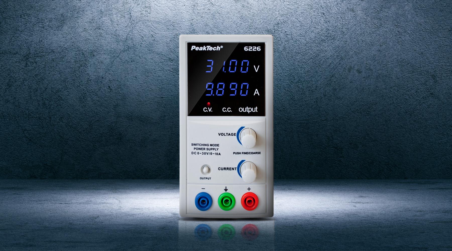 Laboratory switching power supplies