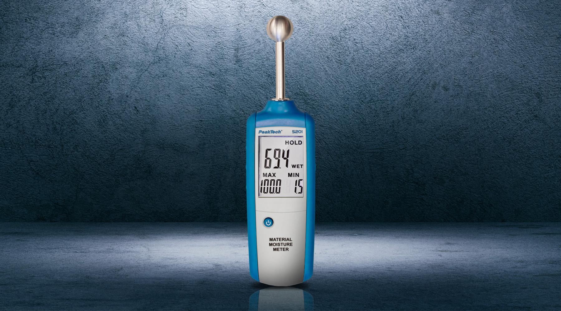 Building moisture meters