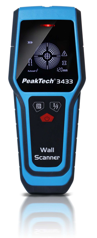 «PeakTech® P 3433» Digital material locater