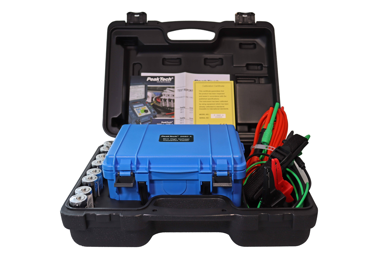 «PeakTech® P 2680 A» Insulation measuring device 500 V ... 5 kV/1TΩ