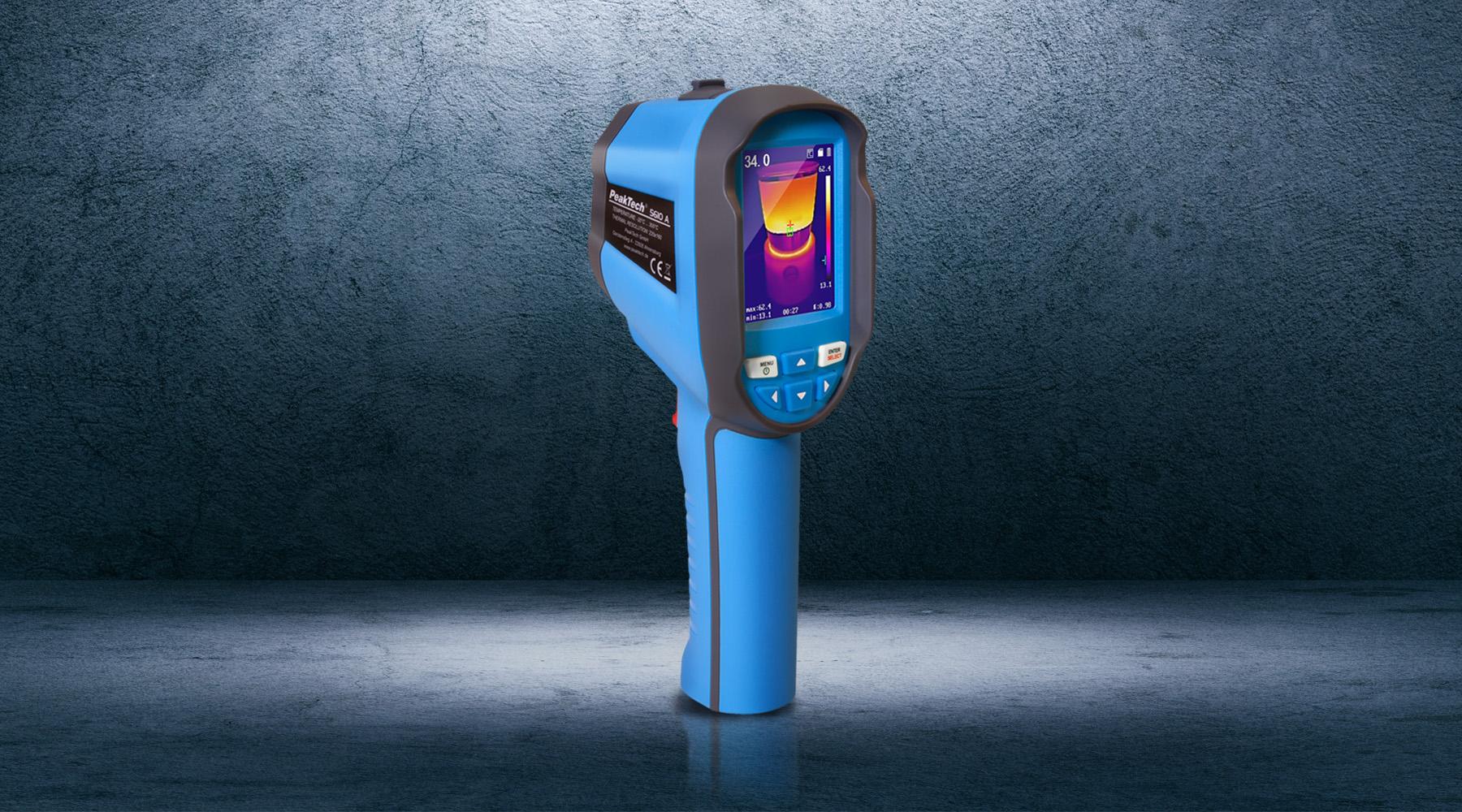 Basic thermal imaging cameras