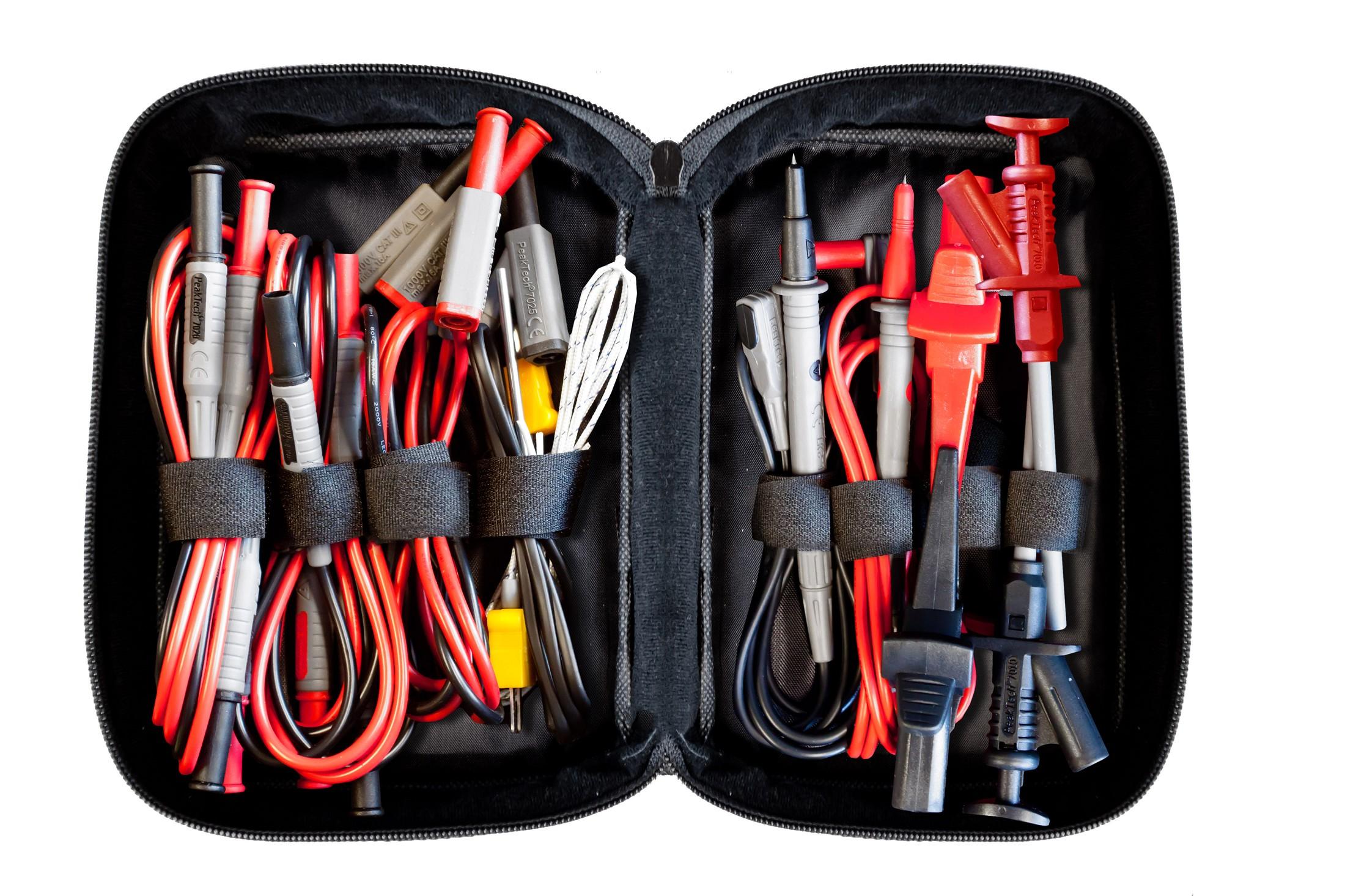 «PeakTech® P 8200» Measuring Accessories Set