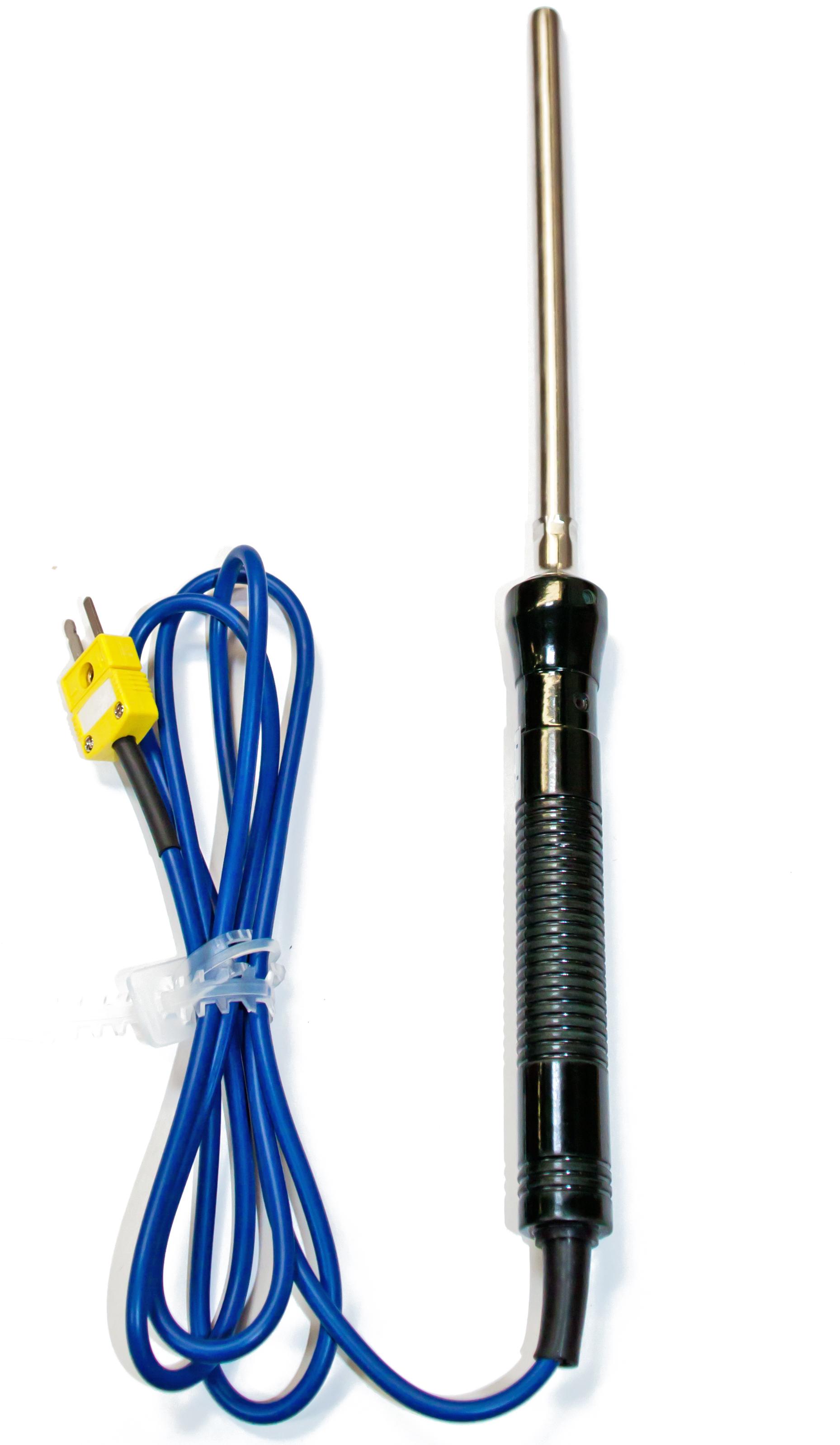 «PeakTech® P TF-60» Liquid Probe, -50 ... +1000°C