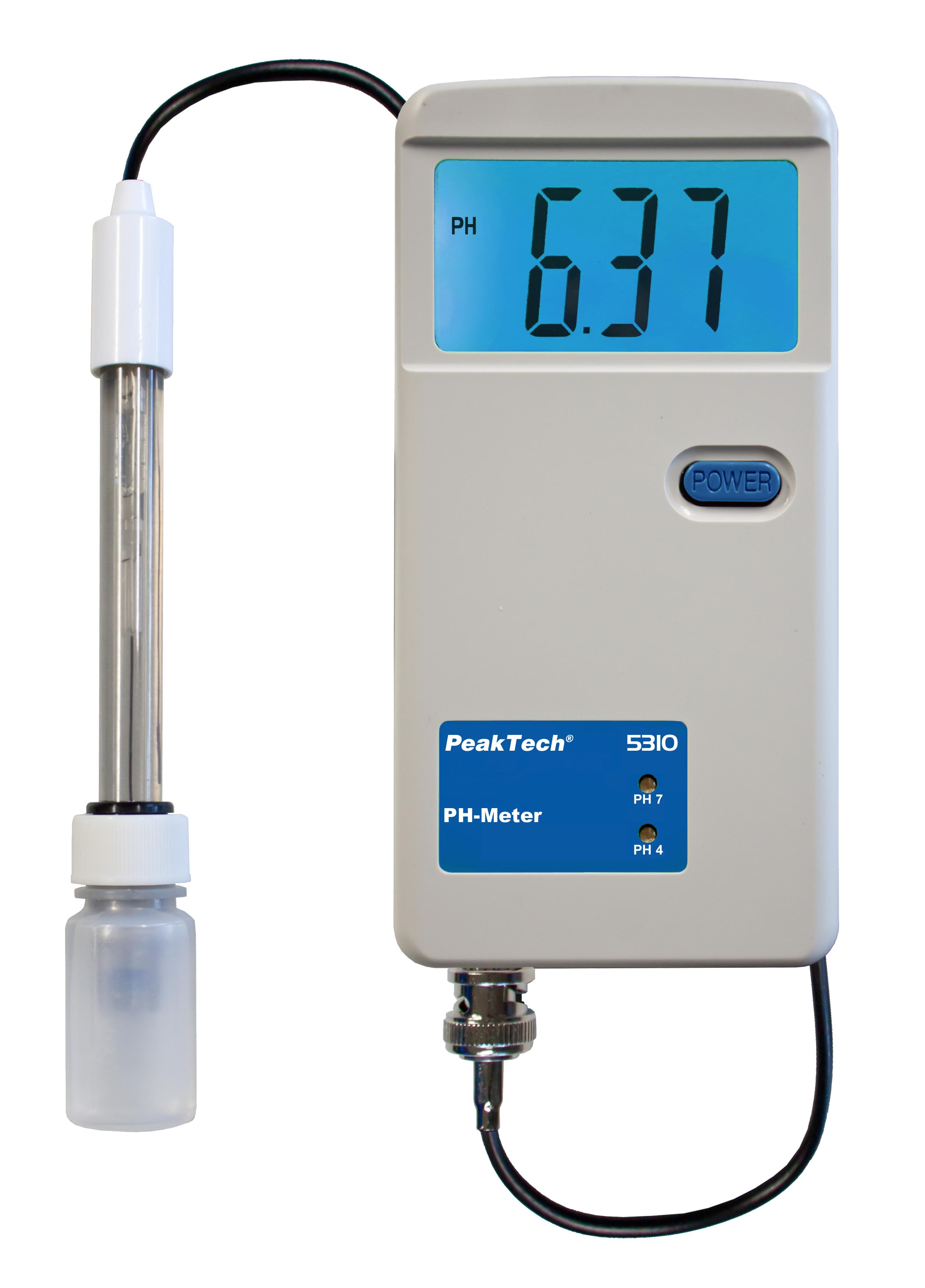«PeakTech® P 5310» PH Meter / Water Quality Tester