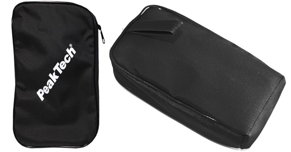 «PeakTech® TASCHE 3» Universal carrying case 120 x 210 x 40 mm