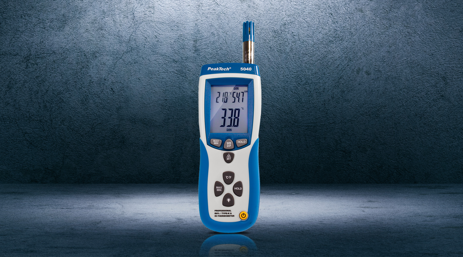 Combinated thermometers