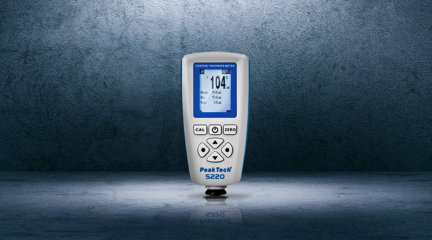 Layer thickness gauges