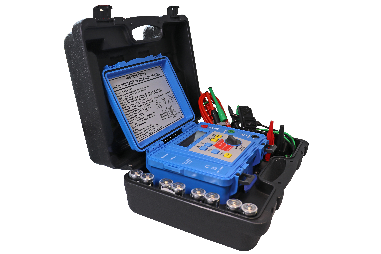 «PeakTech® P 2685 A» Insulation measuring device 1000 V ... 10 kV/2TΩ