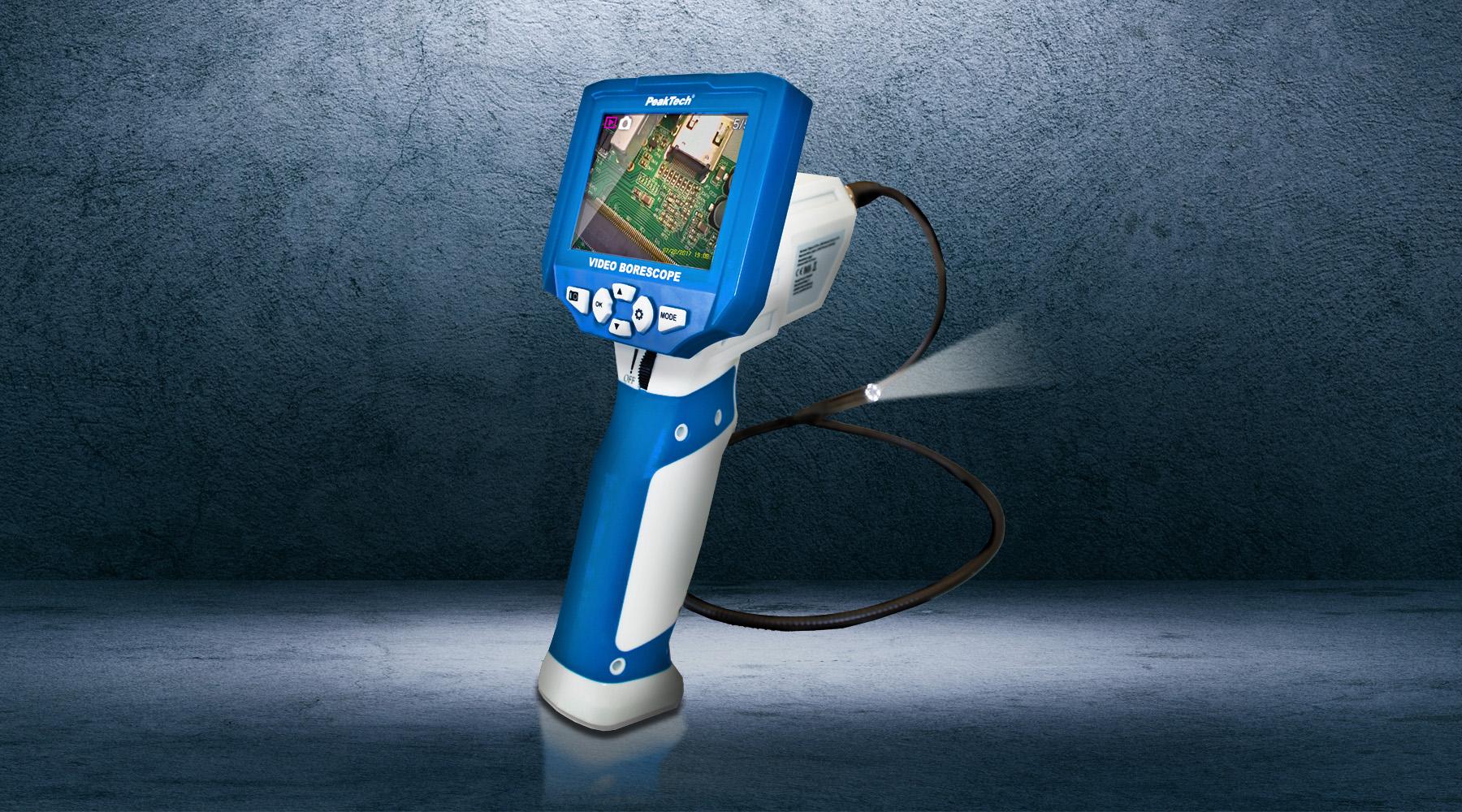 Endoscopes and cameras